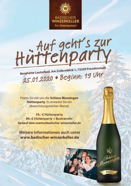 Plakat-Huettenparty-Schlomu